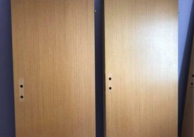 Tür - Vorher