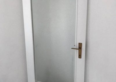 Tür - Nachher